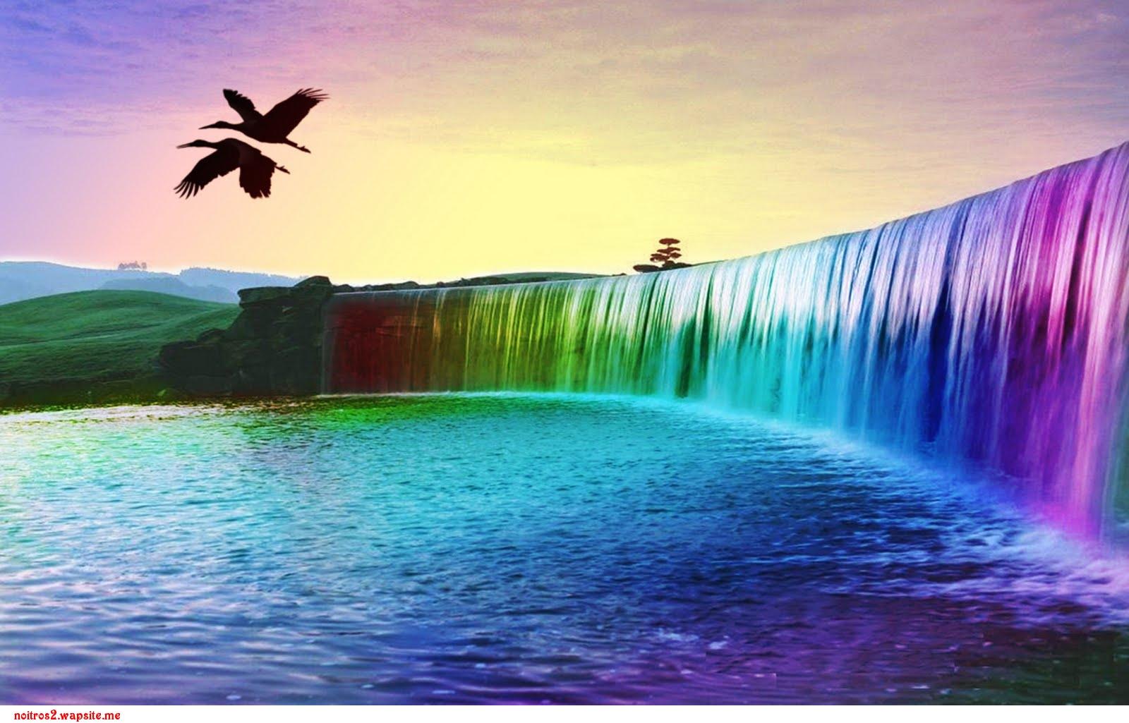 Những hình ảnh thiên nhiên đầy sắc màu vô cùng hấp dẫn.